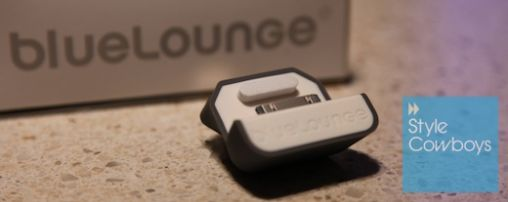 Review: Bluelounge MiniDock