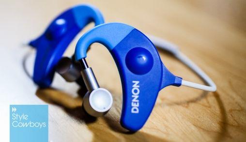 Review Denon Exercise Freak (AH-W150) draadloze hoofdtelefoon
