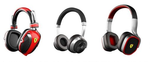 Review: Ferrari headphones