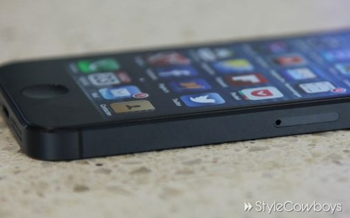 Review iPhone 5 - StyleCowboys 3022