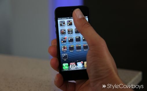 Review iPhone 5 - StyleCowboys 305