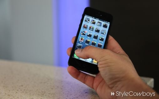 Review iPhone 5 - StyleCowboys 3062