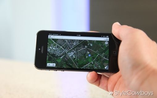 Review iPhone 5 - StyleCowboys 3081