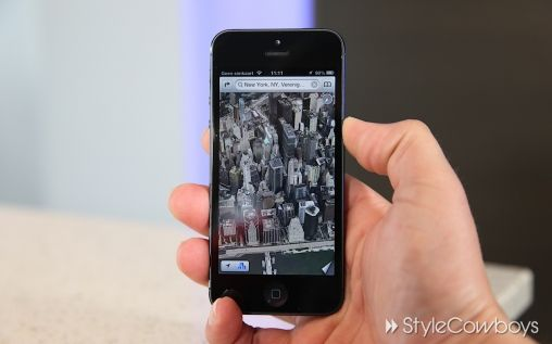 Review iPhone 5 - StyleCowboys 3091