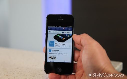 Review iPhone 5 - StyleCowboys 3111