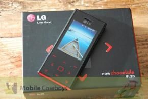 Review LG New Chocolate BL20