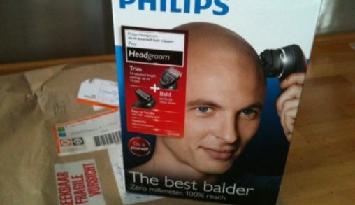 Review Philips Headgroom QC5550