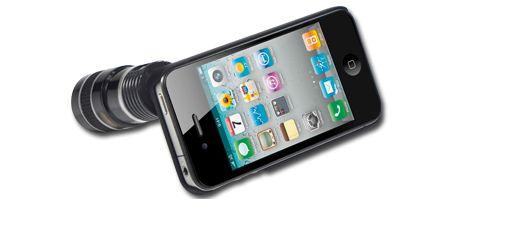 Review: Rollei 8x Tele voor iPhone