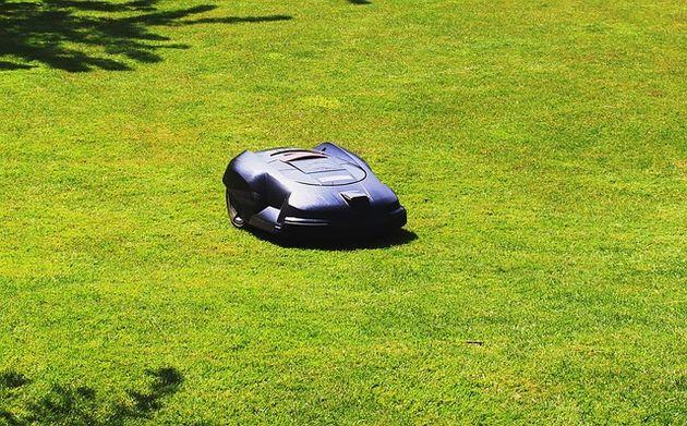 robot-grasmaaier