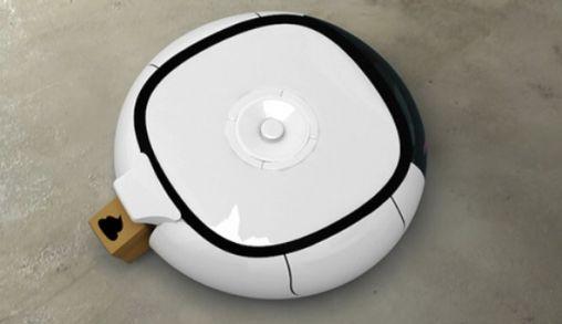 Robot stofzuiger die je wakker maakt