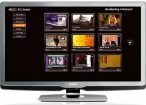 RTL Gemist nu via Philips Net TV
