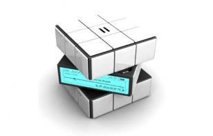 Rubik's Cube MP3 speler