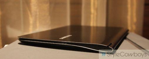 Samsung 9-serie - echte Design Laptop