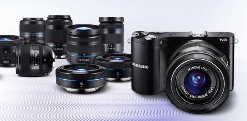 Samsung camera's krijgen WiFi