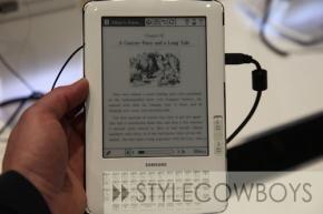 Samsung E61 met Qwerty-toetsenbord