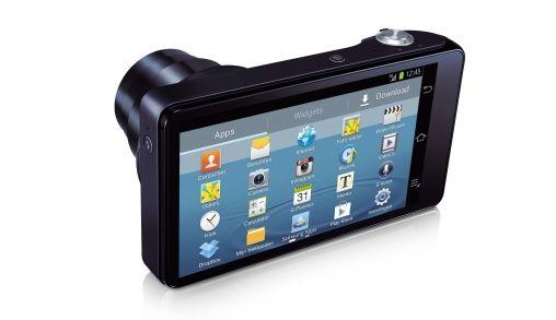 Samsung Galaxy camera verkrijgbaar in Nederland
