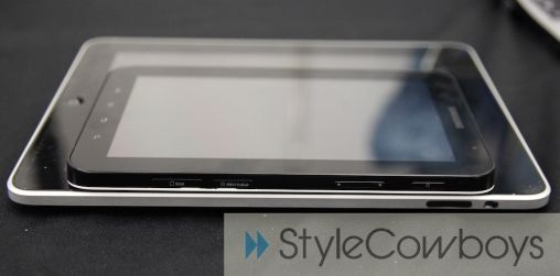 Samsung Galaxy Tab - SC 10