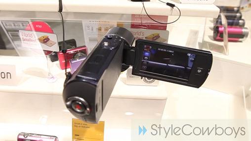 Samsung HMX-Q10 Review
