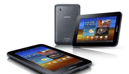 Samsung kondigt GalaxyTab 7.0 Plus aan