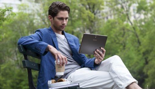 Samsung lanceert vandaag GALAXY Tab S!