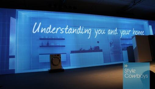 Samsung maakt het huishouden slim