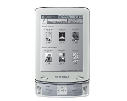 Samsung met webshop