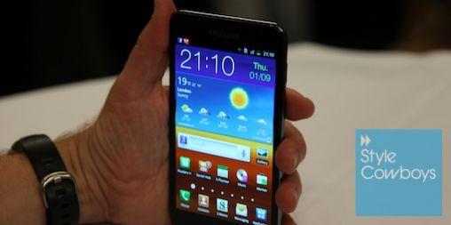 Samsung Note nog dit jaar naar Nederland