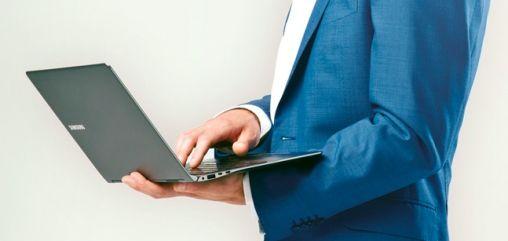 Samsung Notebook Series 9 dun én snel