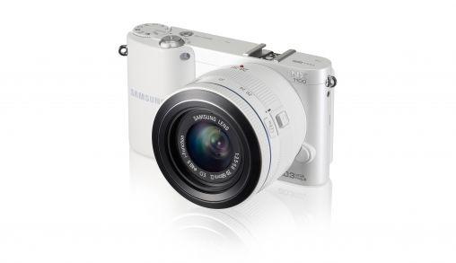 Samsung NX1100 camera