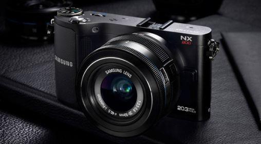 Samsung NX200 - Stoere compacte fotocamera