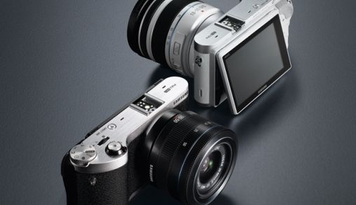 Samsung NX300 systeemcamera