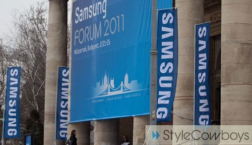 Samsung presenteert Smart TV