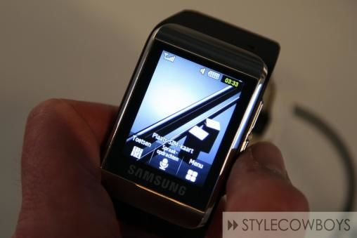 Samsung S9110 Watch Phone 1