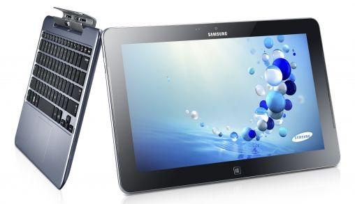 Samsung verrast de wereld met ATIV Smart PC