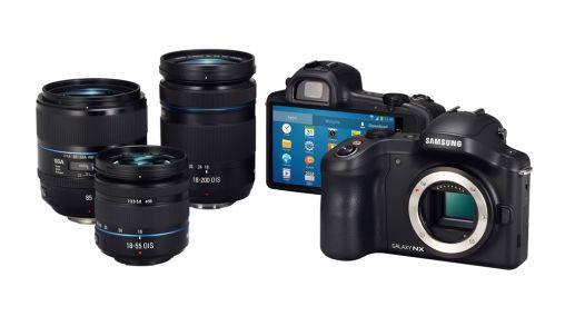 Samsung zet nieuwe stap in camera met connectiviteit