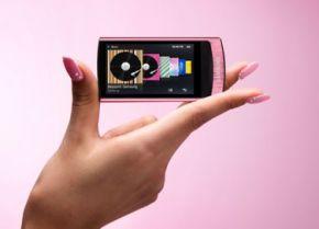 Samsungs Beat R1: kleiner dan je Creditcard