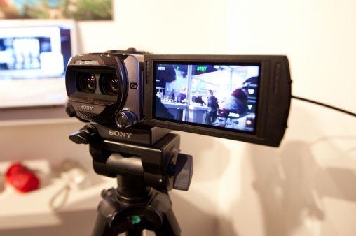SC - Sony 3D Handycam