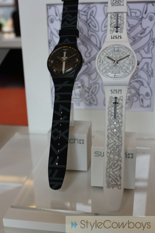 SC - Swatch persevent 7