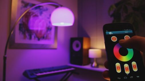 Sfeerverlichting voor thuis met AppLamp