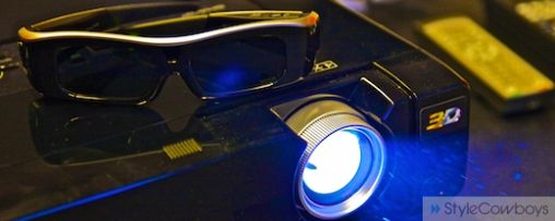 Sharp presenteert 3D Full HD projector