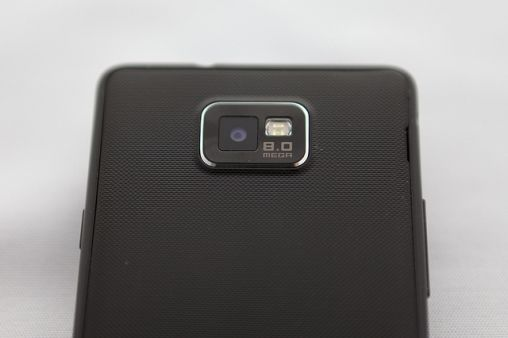 SII 8 MP camera