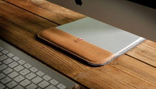 Slipper voor de Voet van je iMac