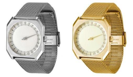 slow watch introduceert nieuwe 'METAL MESH Collection'