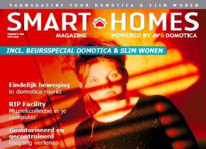 Smart Homes: Nieuw Vakmagazine voor Domotica