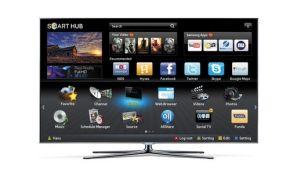 SMART TV Stare Battle van Samsung
