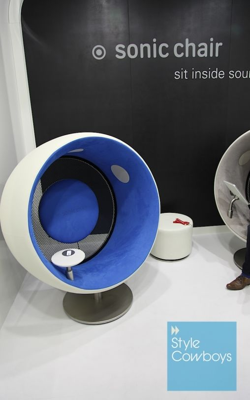 Sonic Chair IFA 204