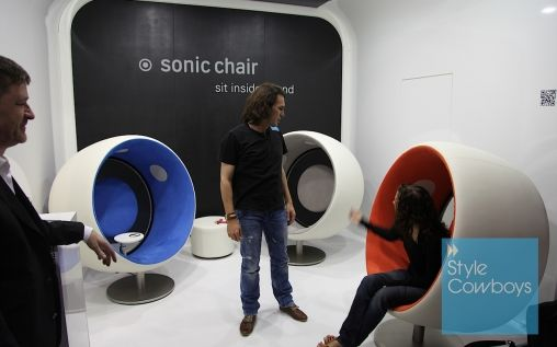 Sonic Chair IFA 209