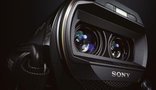 Sony Double Full HD 3D Handycam (HDR-TD10E)