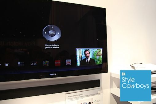 Sony Google TV 5