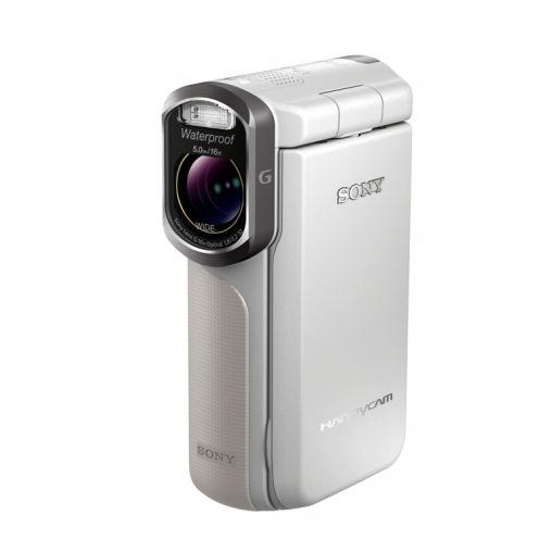 Sony Handycam GW55 side